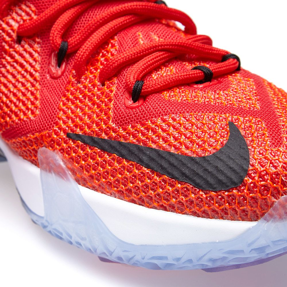 Nike LeBron XII  Heart of a Lion . University Red f5a6d5f54