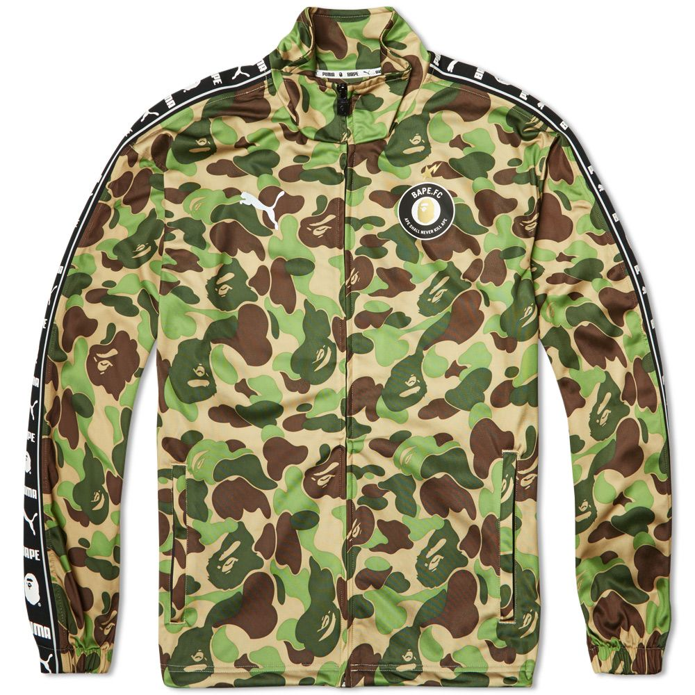 699810beff00 Puma x BAPE Training Jacket ABC Camo