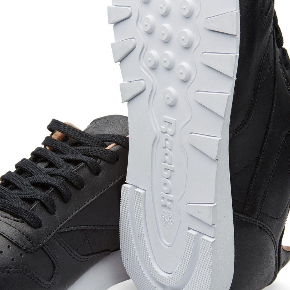 Reebok Classic Leather PN. Black   White. £77 £39. image df54c4fdb