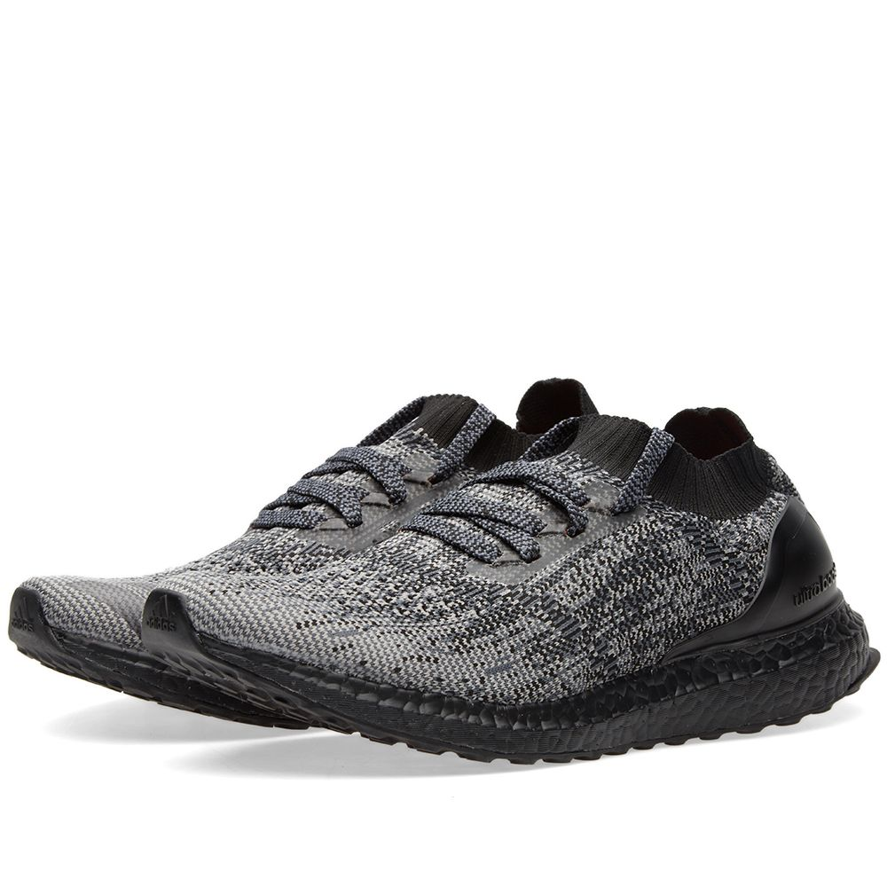 sports shoes 05825 c1800 Adidas Ultra Boost Uncaged Ltd. Core Black   Solid Grey