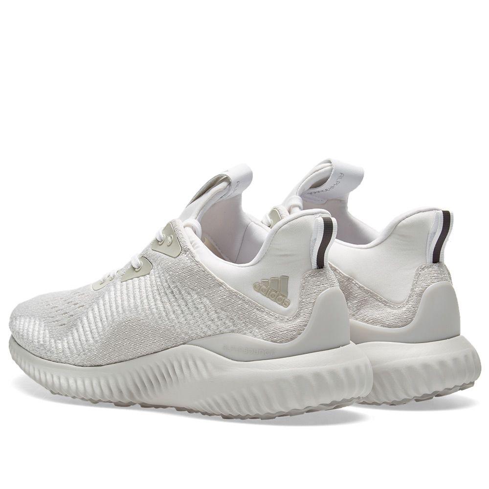 buy online 24f1f fb56e Adidas Alphabounce EM. White ...