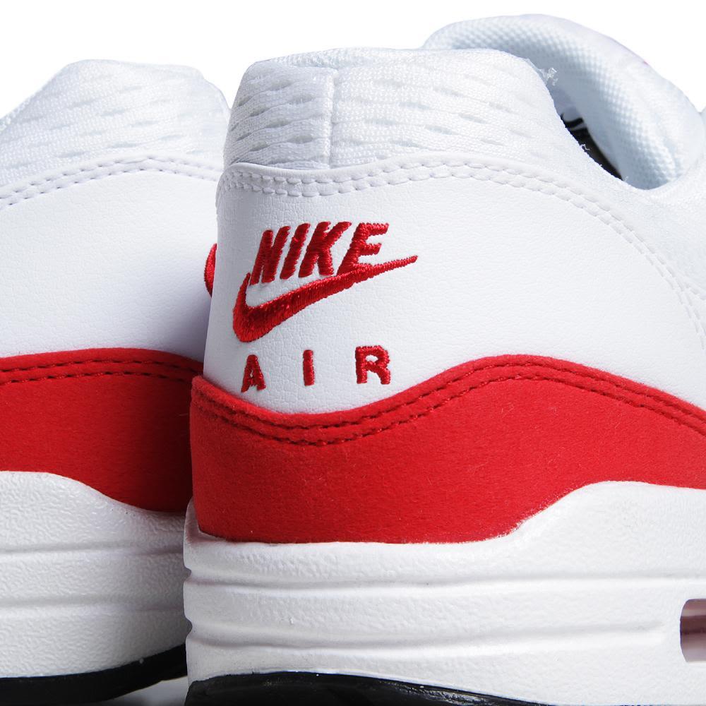 Nike Air Max 1 EM. White   University Red. £97. image 7d1261f137