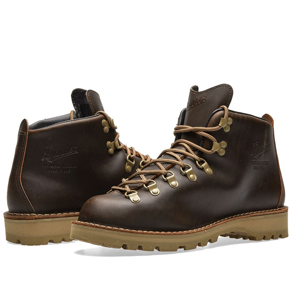 Danner Mountain Light Boot Mojave Brawler End