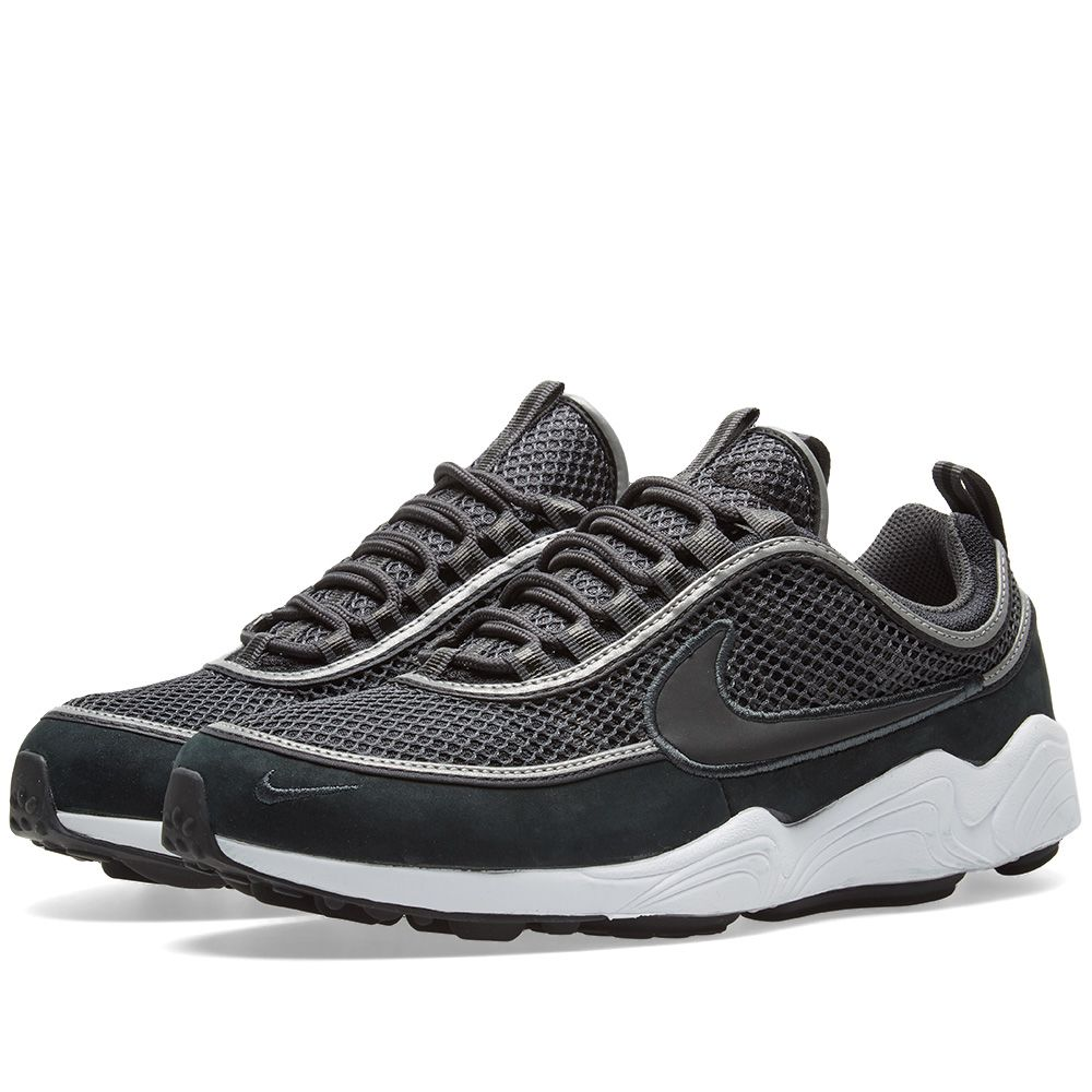 7037671f2 Nike Air Zoom Spiridon '16 SE. Black, Anthracite & White. CA$165 CA$105.  image