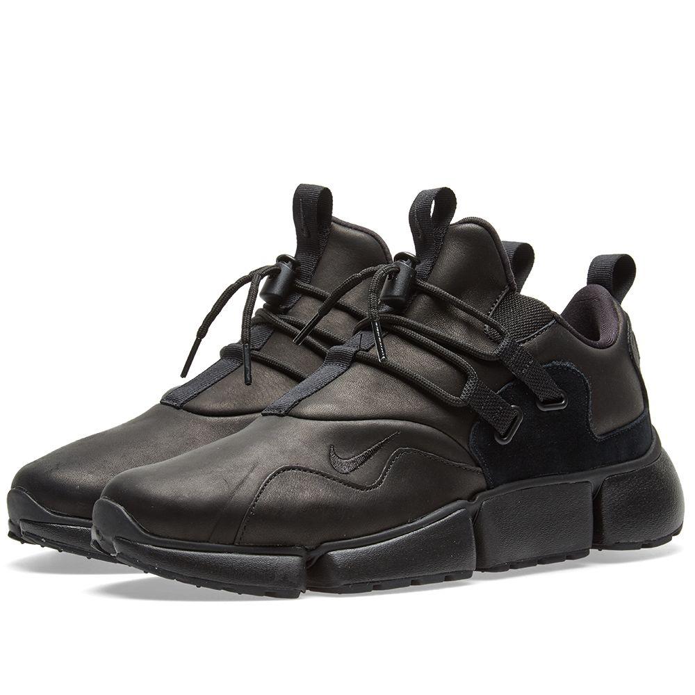 2f9d5bbf47e3 Nike Pocketknife DM Leather Black