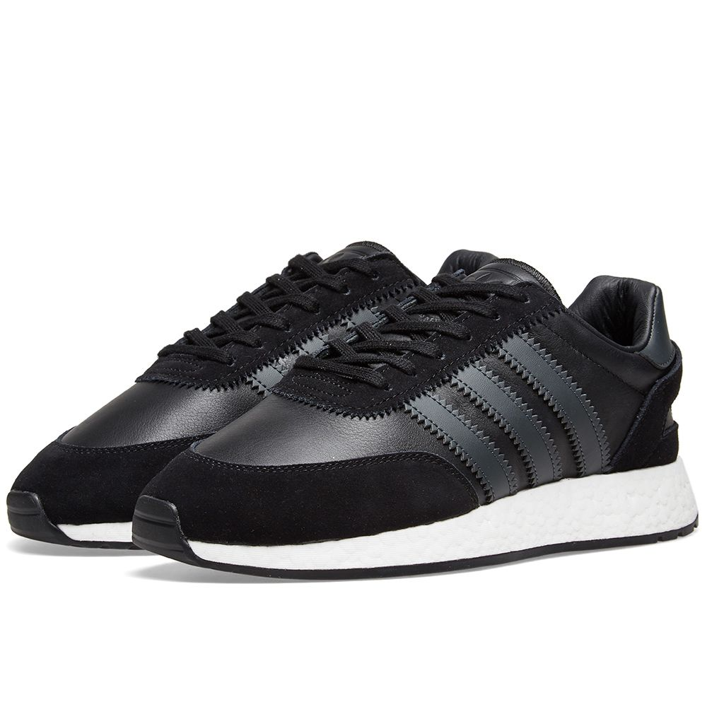 731d6aa2337c Adidas I-5923 Leather Core Black
