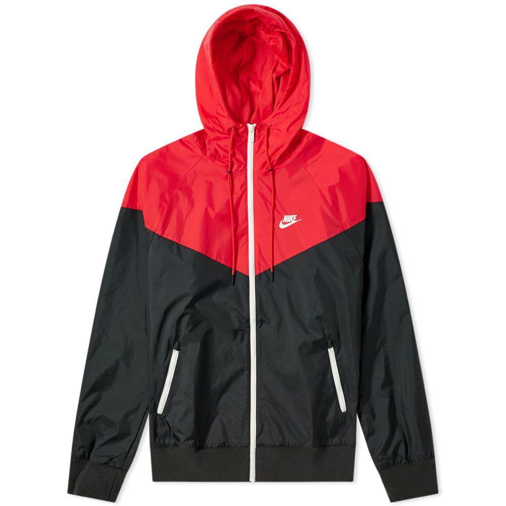 8b781e4acd Nike Windrunner Jacket Black