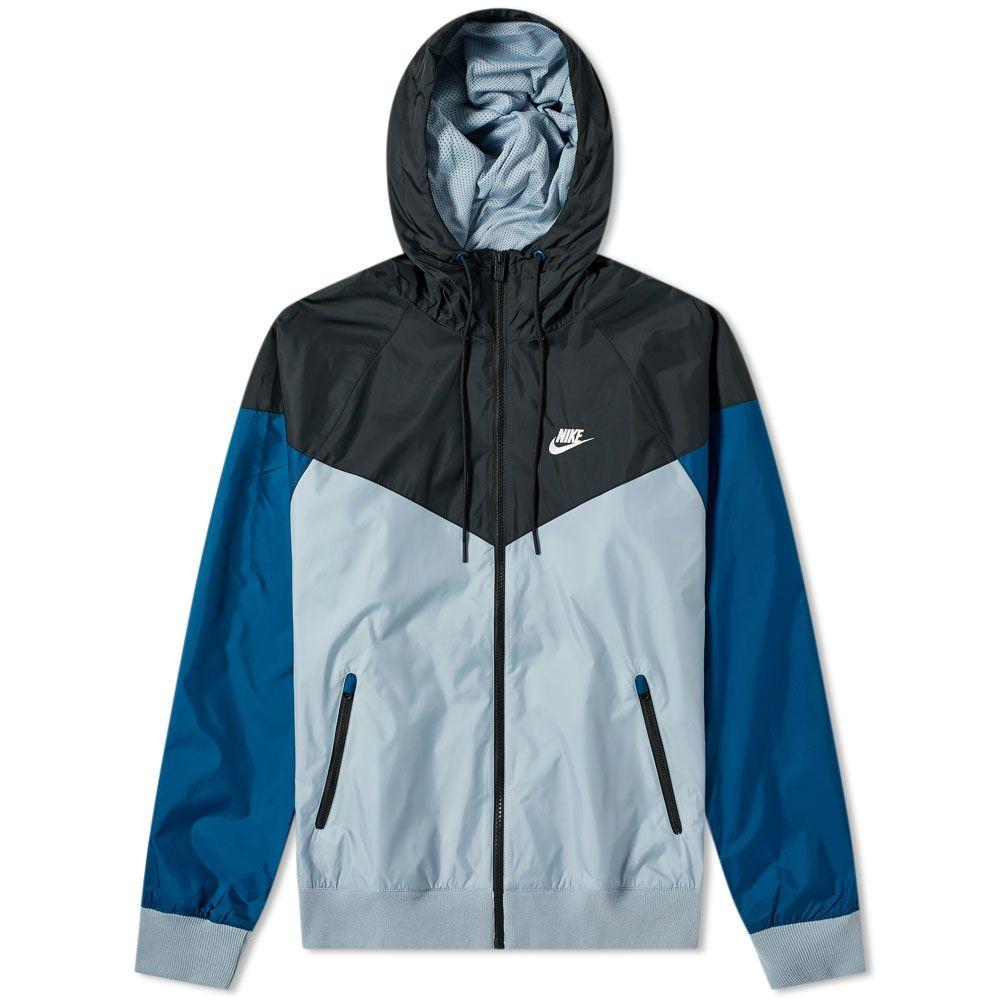 0964e175ef Nike Windrunner Jacket Obsidian