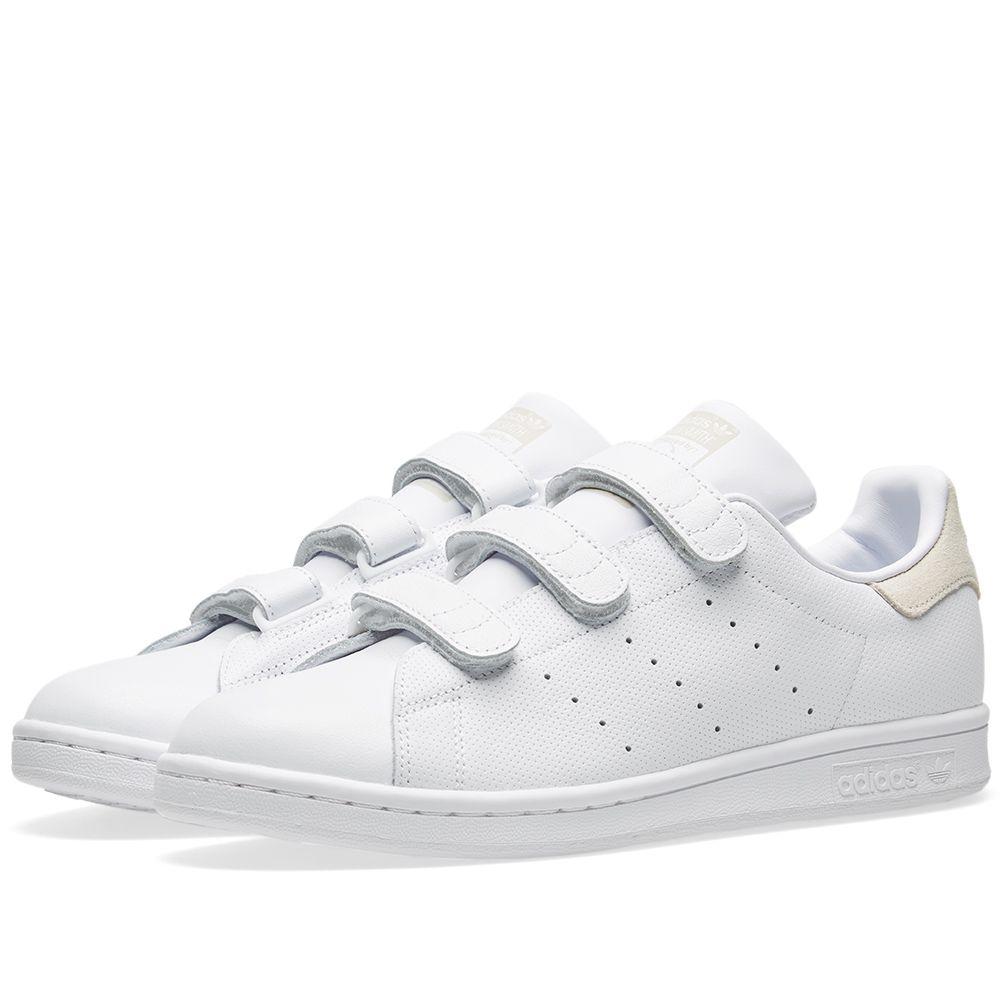 Adidas Stan Smith CF White   Talc  c587f2425