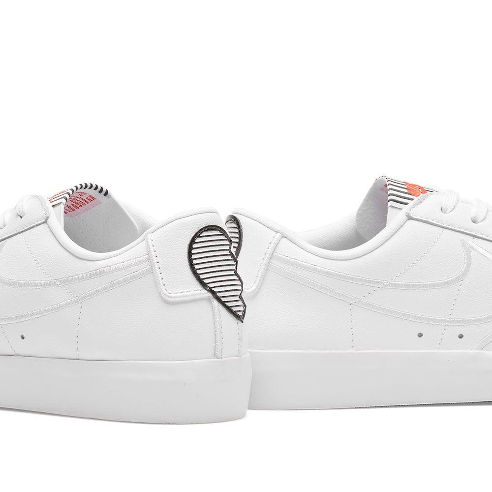 5b9714c70c42 Nike Blazer Low SE LX W White