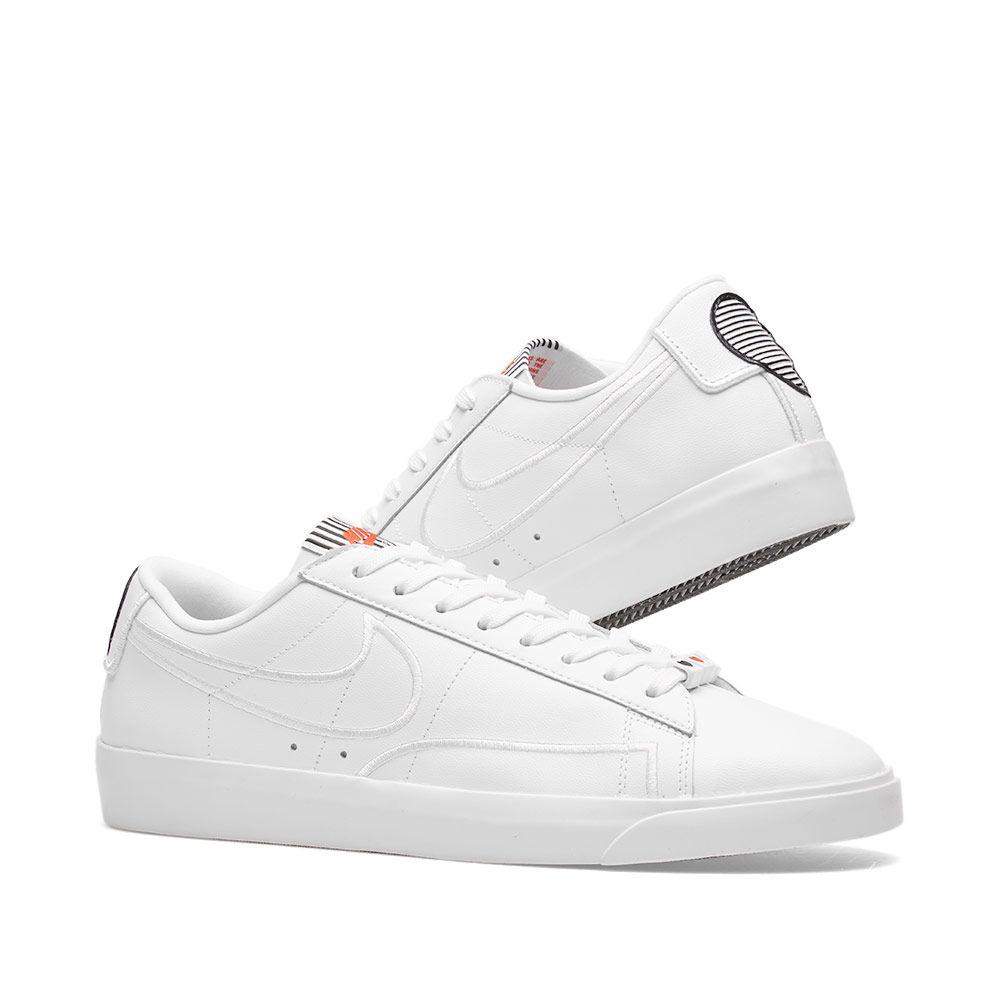 2a1196b148e6 Nike Blazer Low SE LX W White