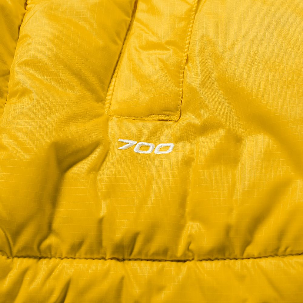 07dd63d9d0 The North Face 1996 Retro Nuptse Vest. Zinnia Orange. CN¥1