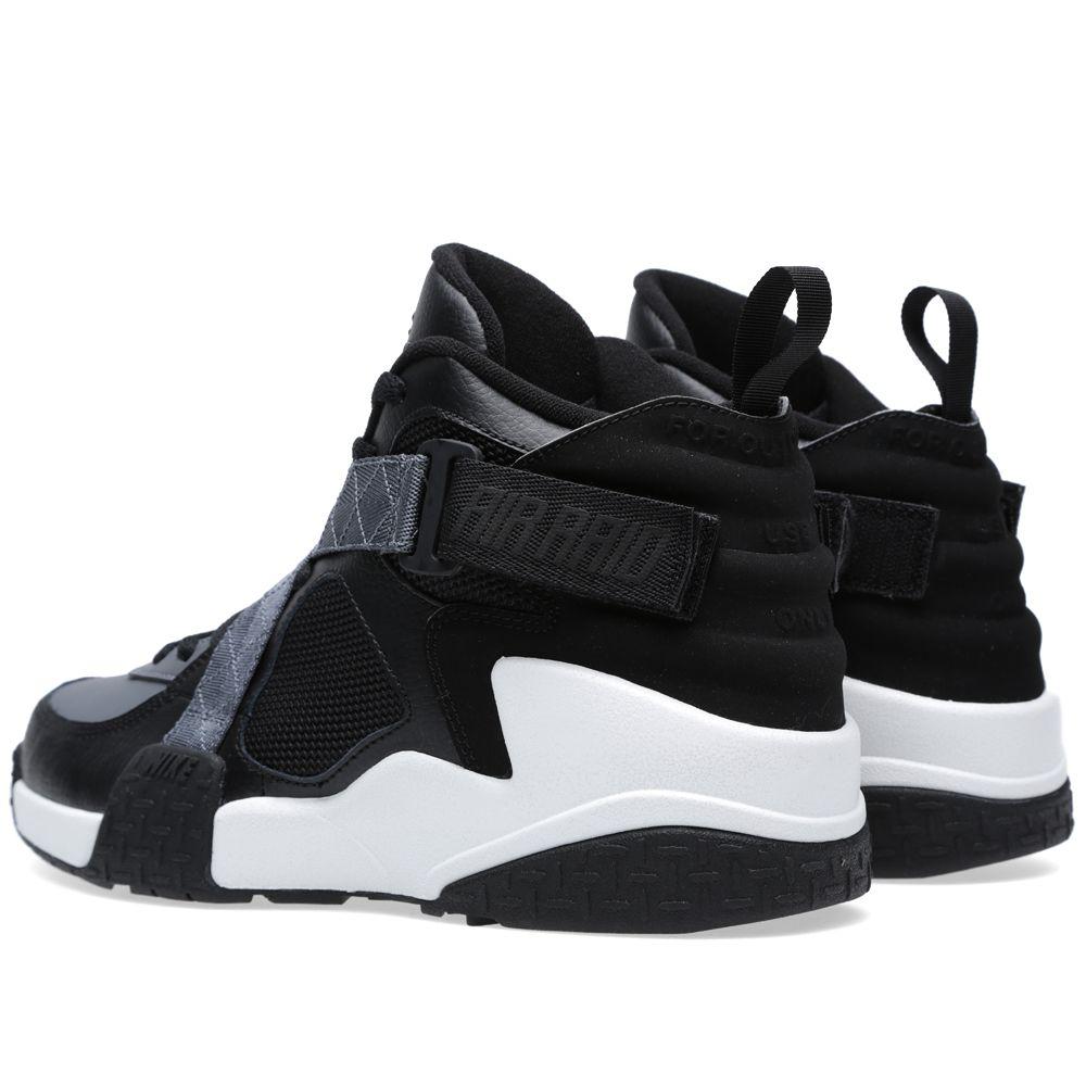 c408c3688bb0 Nike Air Raid Black   Flint Grey