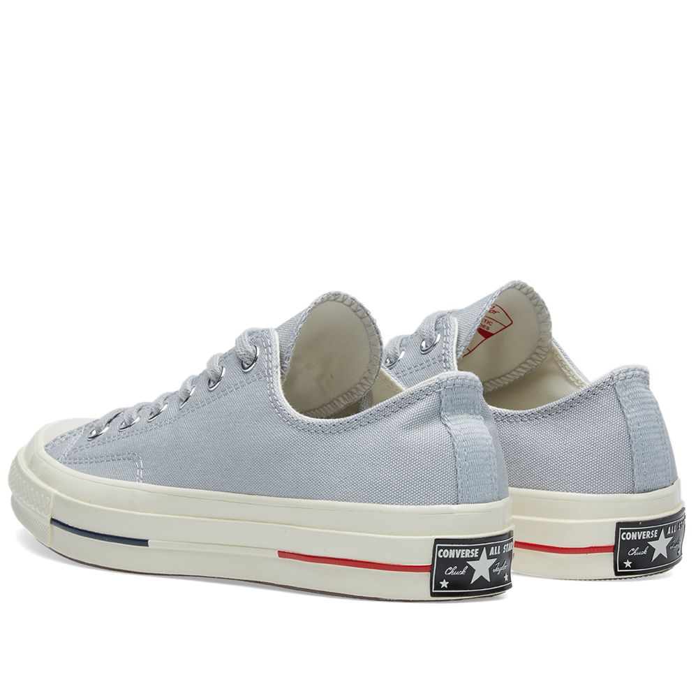 4b00242f858a Converse Chuck 70  Heritage Court  Wolf Grey
