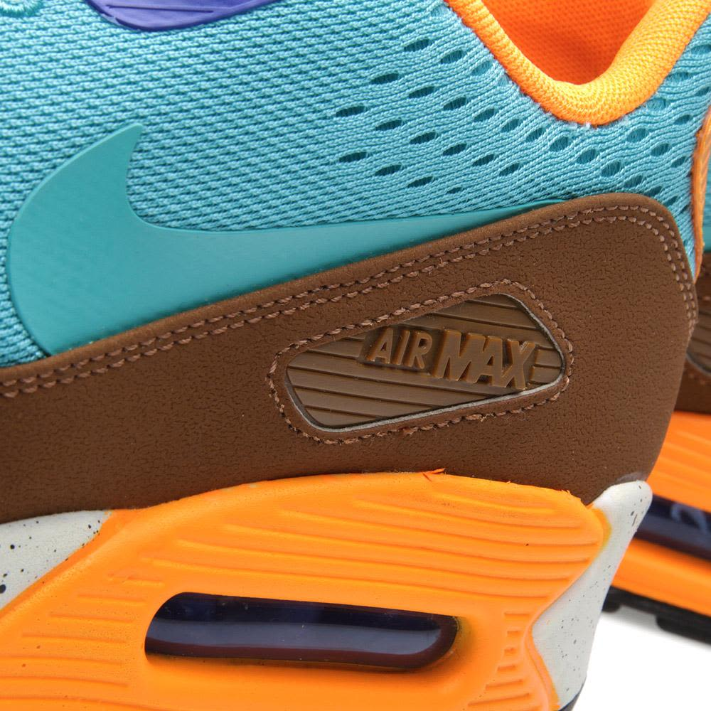 new products 71736 df5a9 Nike Air Max 90 EM  Beaches of Rio  Sport Turquoise   END.