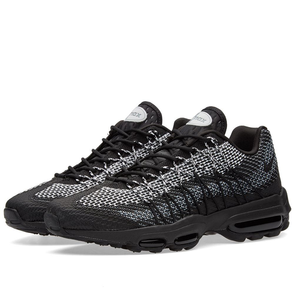 b46c2690816 Nike Air Max 95 Ultra Jacquard Black