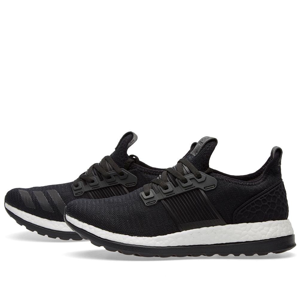 online store bf5e6 f8095 Adidas Pure Boost ZG Ltd. Core Black