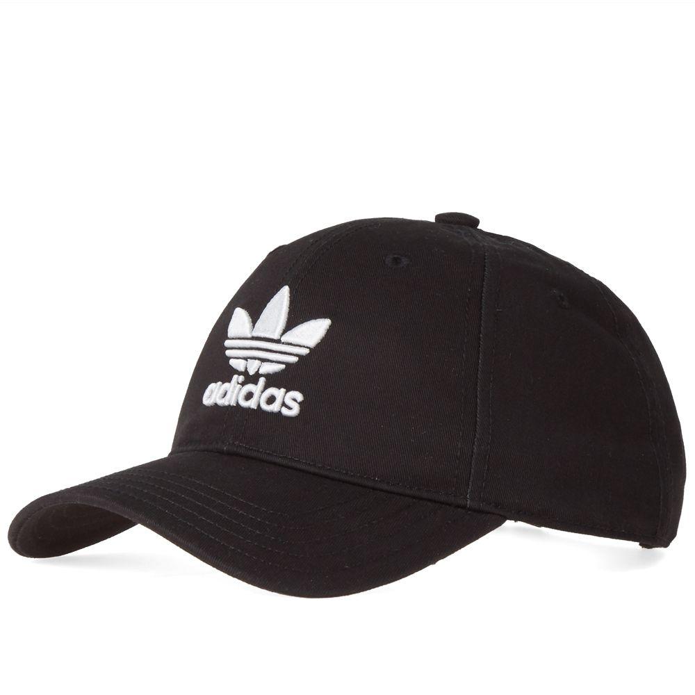Adidas Trefoil Cap Black  cf956d37e0d