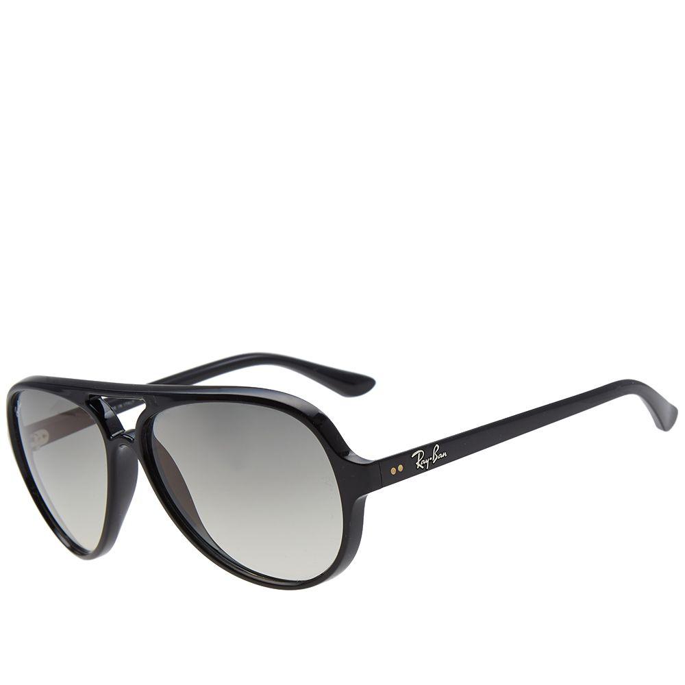 756c0e8fd1 Ray Ban Cats 5000 Sunglasses. Black. £125. Plus Free Shipping. image
