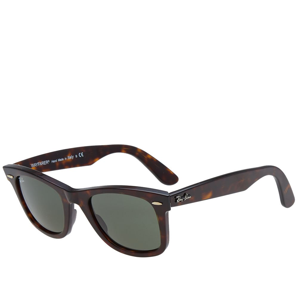 Ray Ban Original Wayfarer Sunglasses. Havana. £125. image 0ec2ae4f63