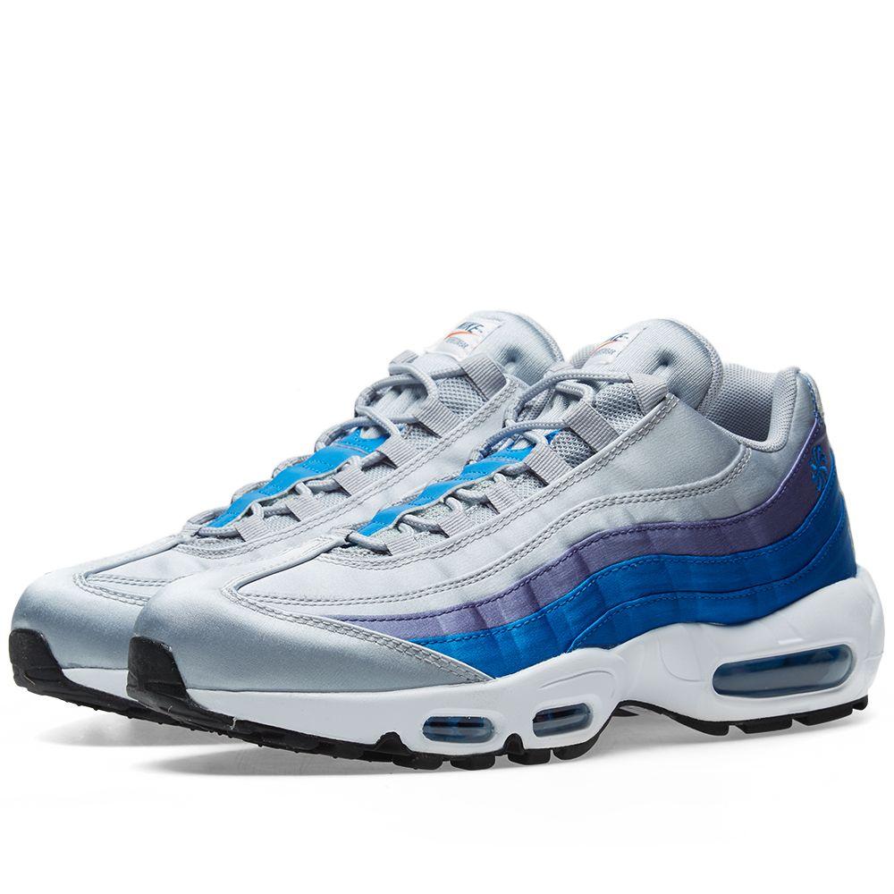 64713939027e Nike Air Max 95 SE Grey