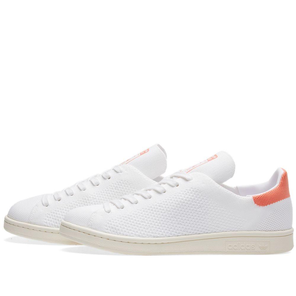 8bdfb6bba88280 Adidas Stan Smith PK W White   Seflor