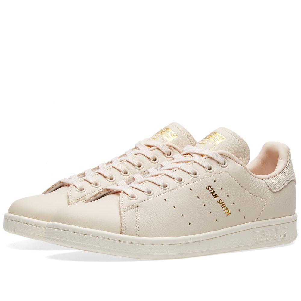 49406e78ddb2d Adidas Stan Smith W Linen   Off White