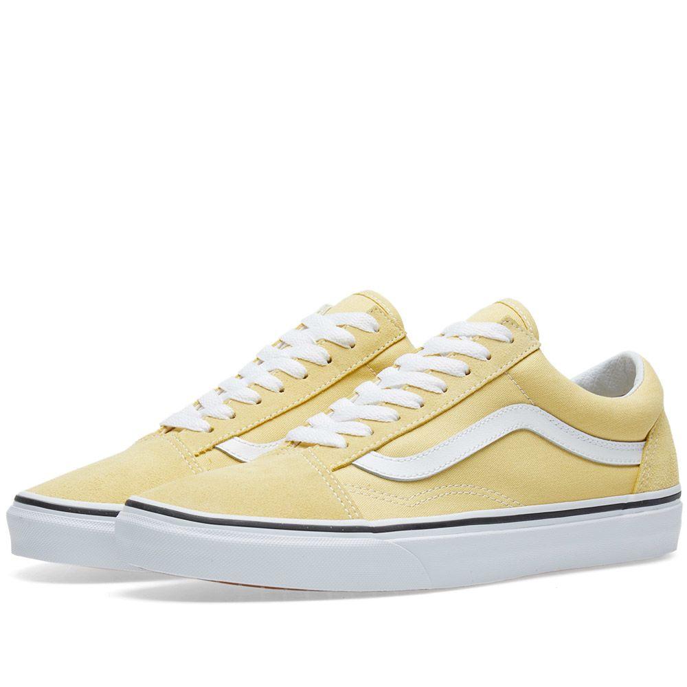31af511e44 Vans Old Skool Dusky Citron   True White