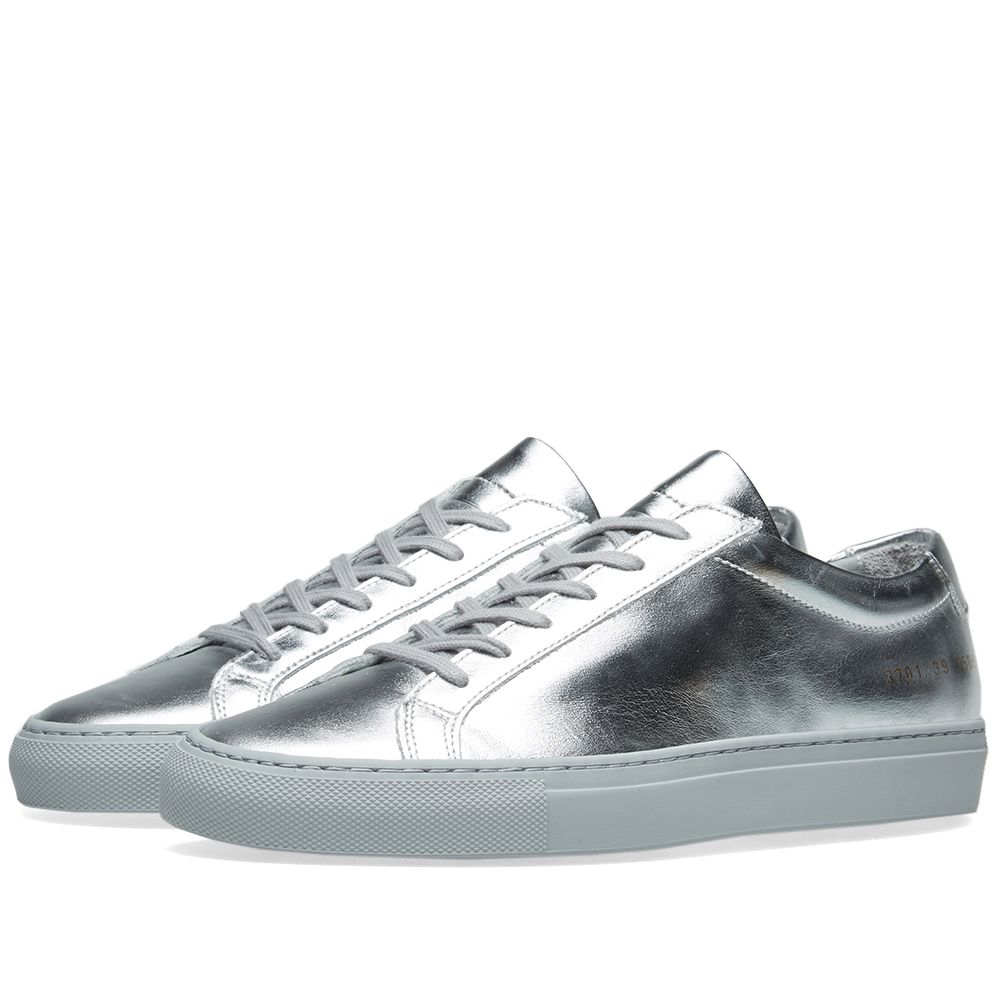 Woman by Common Projects Original Achilles Low Silver  3251fb395