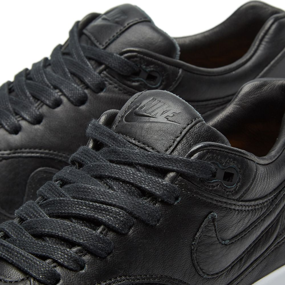 cheap for discount 201d0 d2ca1 NikeLab Air Max 1 Pinnacle Black  White  END.