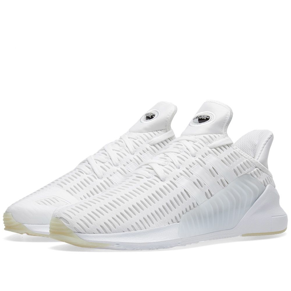 on sale fc386 06ce5 Adidas ClimaCool 0217 Triple White  END.