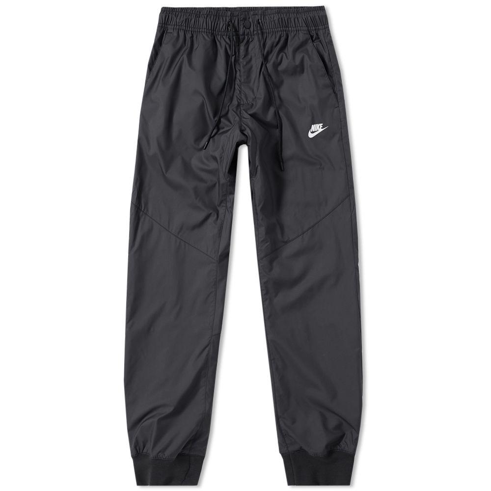 7e79e152b11365 Nike Windrunner Pant Black   White