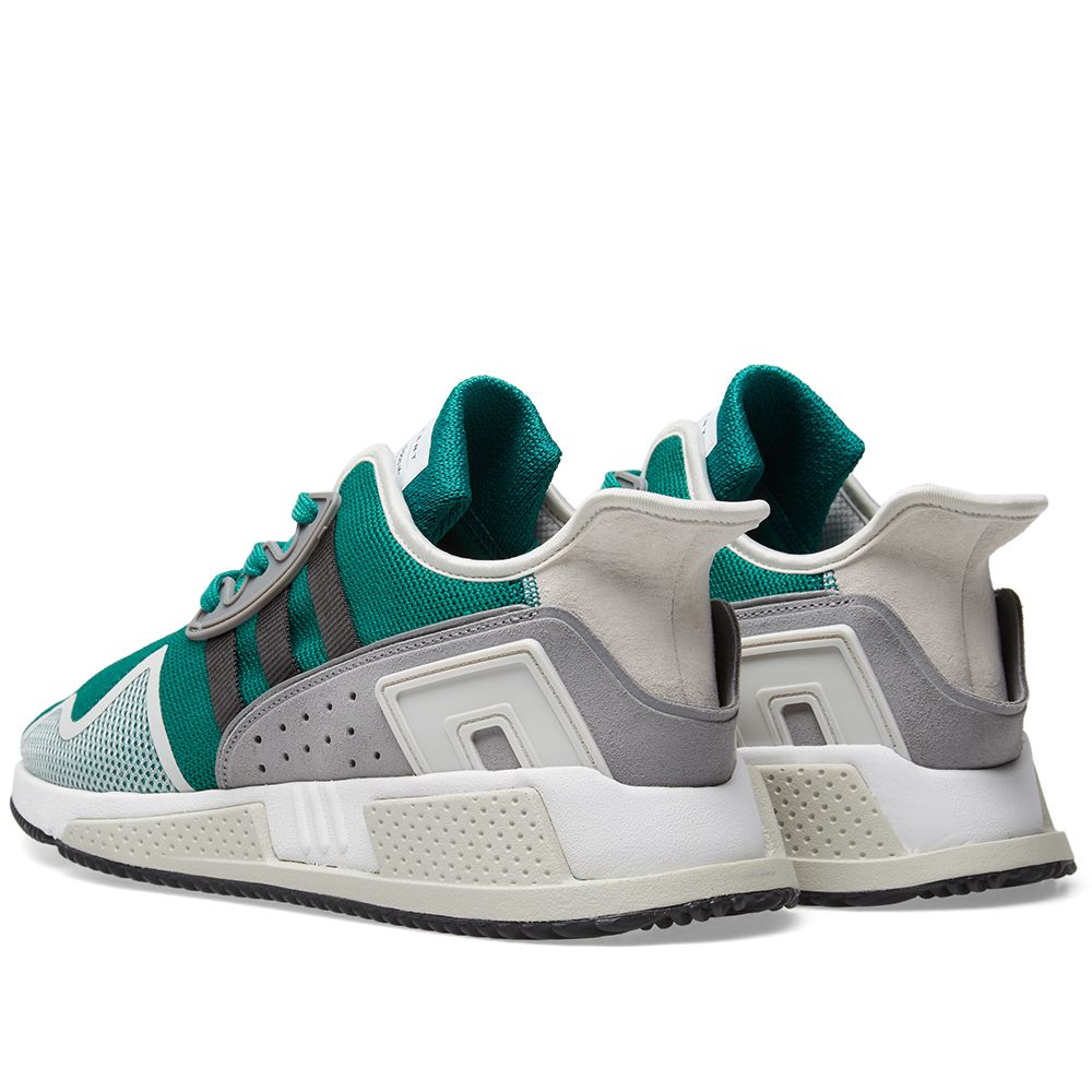 size 40 767db 40051 Adidas EQT Cushion ADV. Sub Green  Black. AU175 AU105. image. image.  image