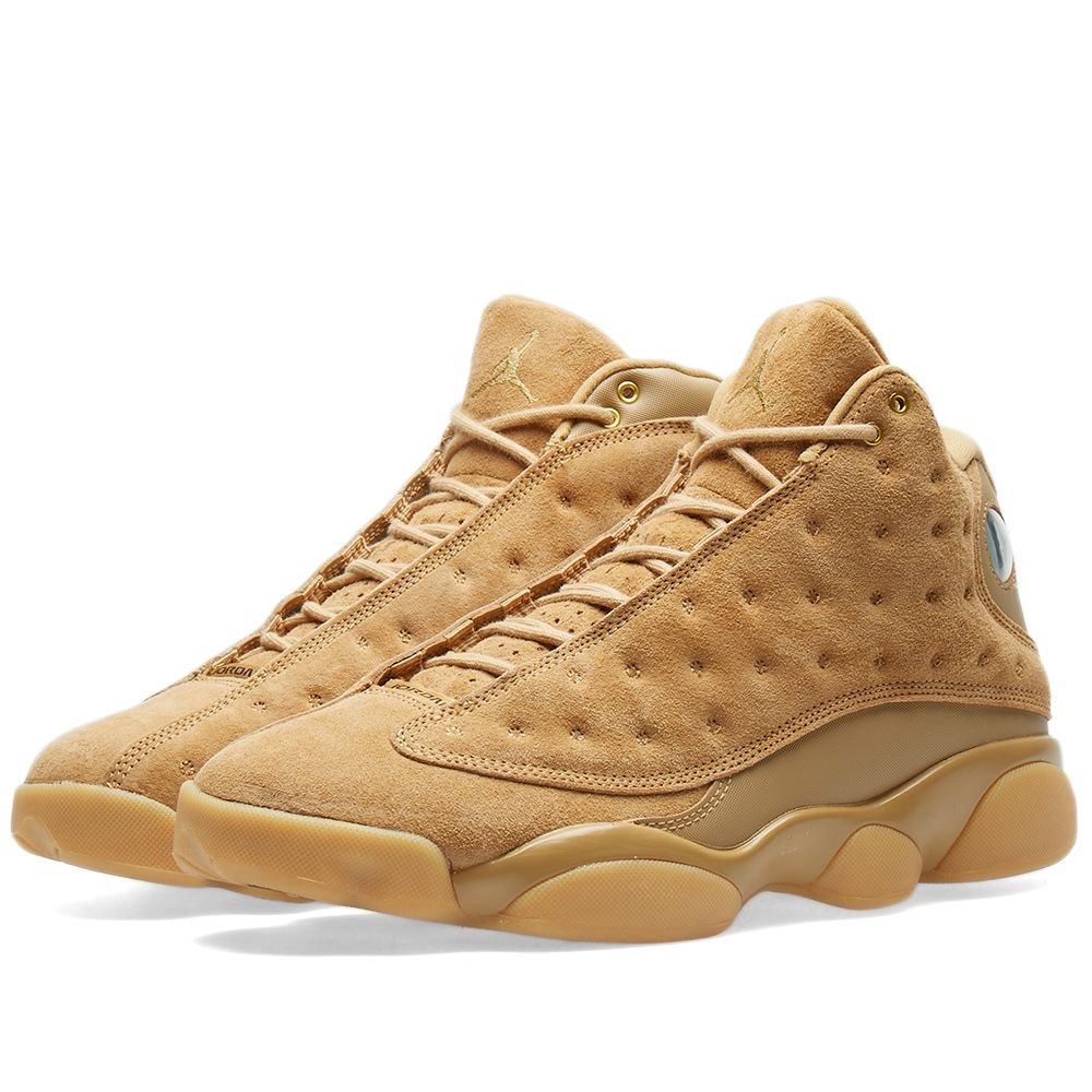 Nike Air Jordan 13 Retro Elemental Gold   Baroque Brown  7ef42613d