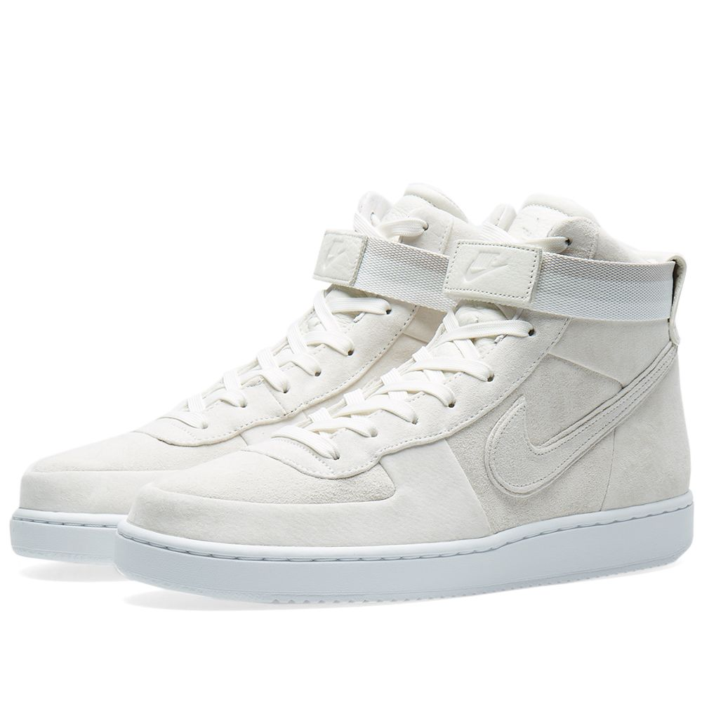hot sale online 5ffd5 d9895 NikeLab x John Elliott Vandal High Premium. Sail  White. S139. Plus Free  Shipping. image