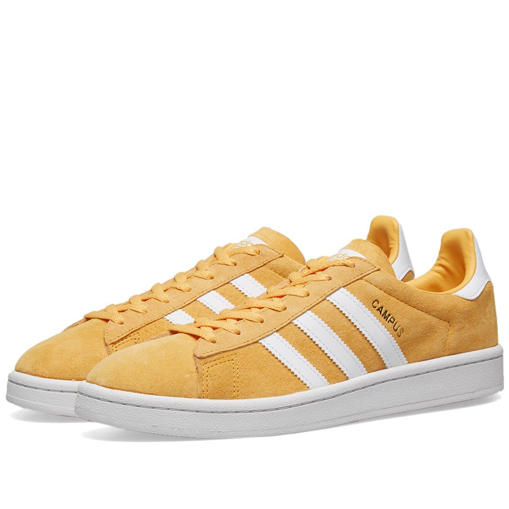Adidas Campus W Chalk Orange bab51df36