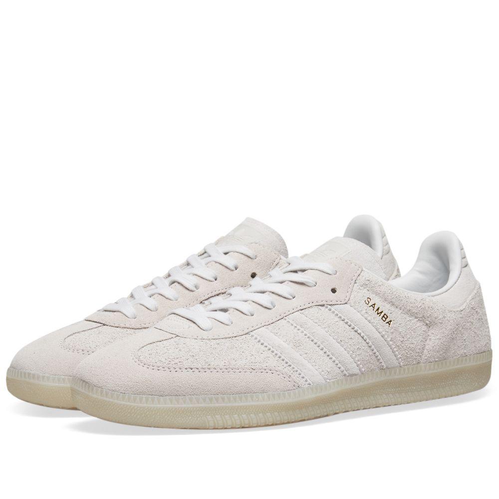 a575dd680130 Adidas Samba OG White