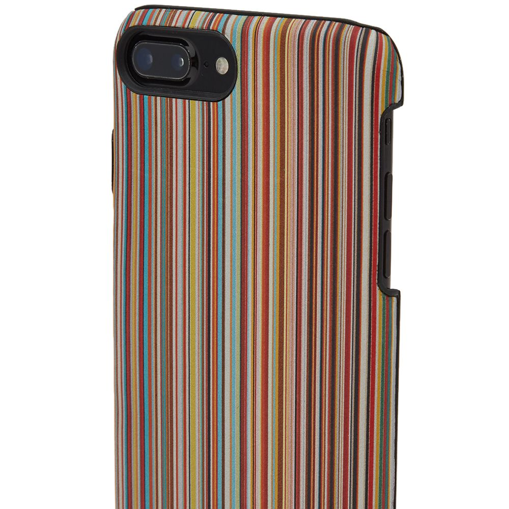 low priced ff126 233cc Paul Smith Classic Stripe iPhone 8 Plus Case