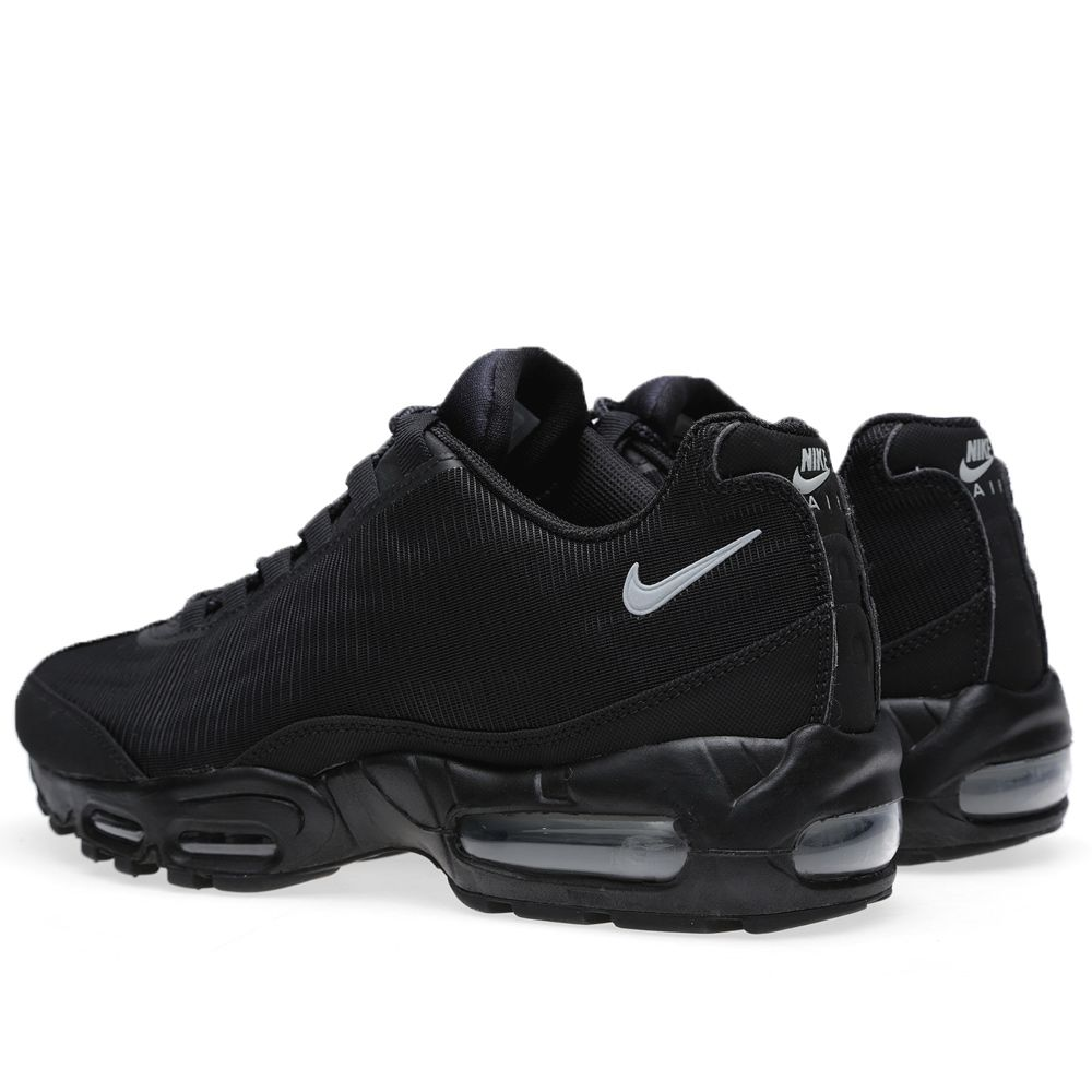 Nike Air Max 95 Comfort Premium Tape  Reflective Pack  Black ... 84d0088bd