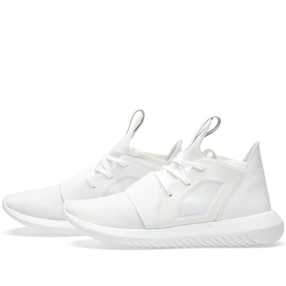 Adidas Women s Tubular Defiant W Core White   Core Black  e12a1e4f2