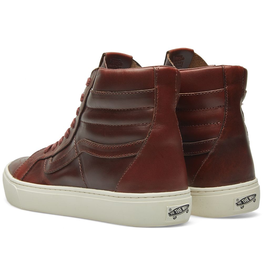 e9082c82ca homeVans Vault x Horween Leather Co. Sk8-Hi Cup LX. image. image. image.  image. image. image. image. image. image. image. image. image