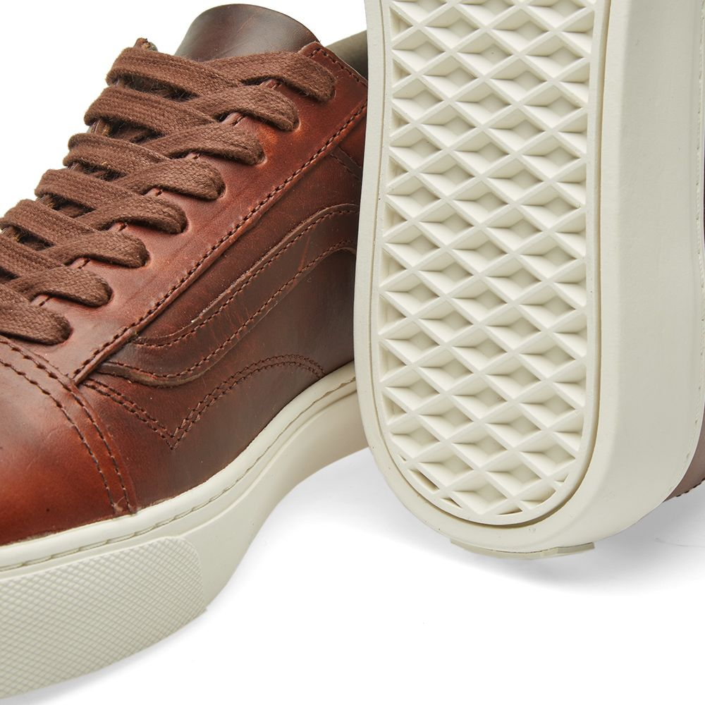 1f03b4532c3cd2 homeVans Vault x Horween Leather Co. Old Skool Cup LX. image. image. image.  image. image. image. image