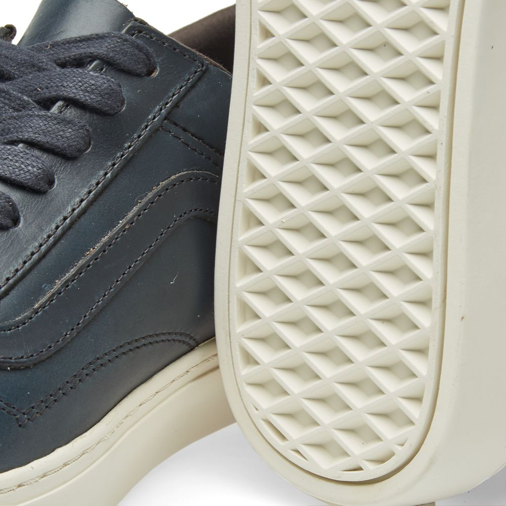 Vans Vault x Horween Leather Co. Old Skool Cup LX Navy  15814e13d3b4