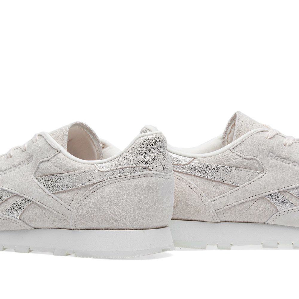 Reebok Classic Leather Shimmer W Pale Pink 685fdb800