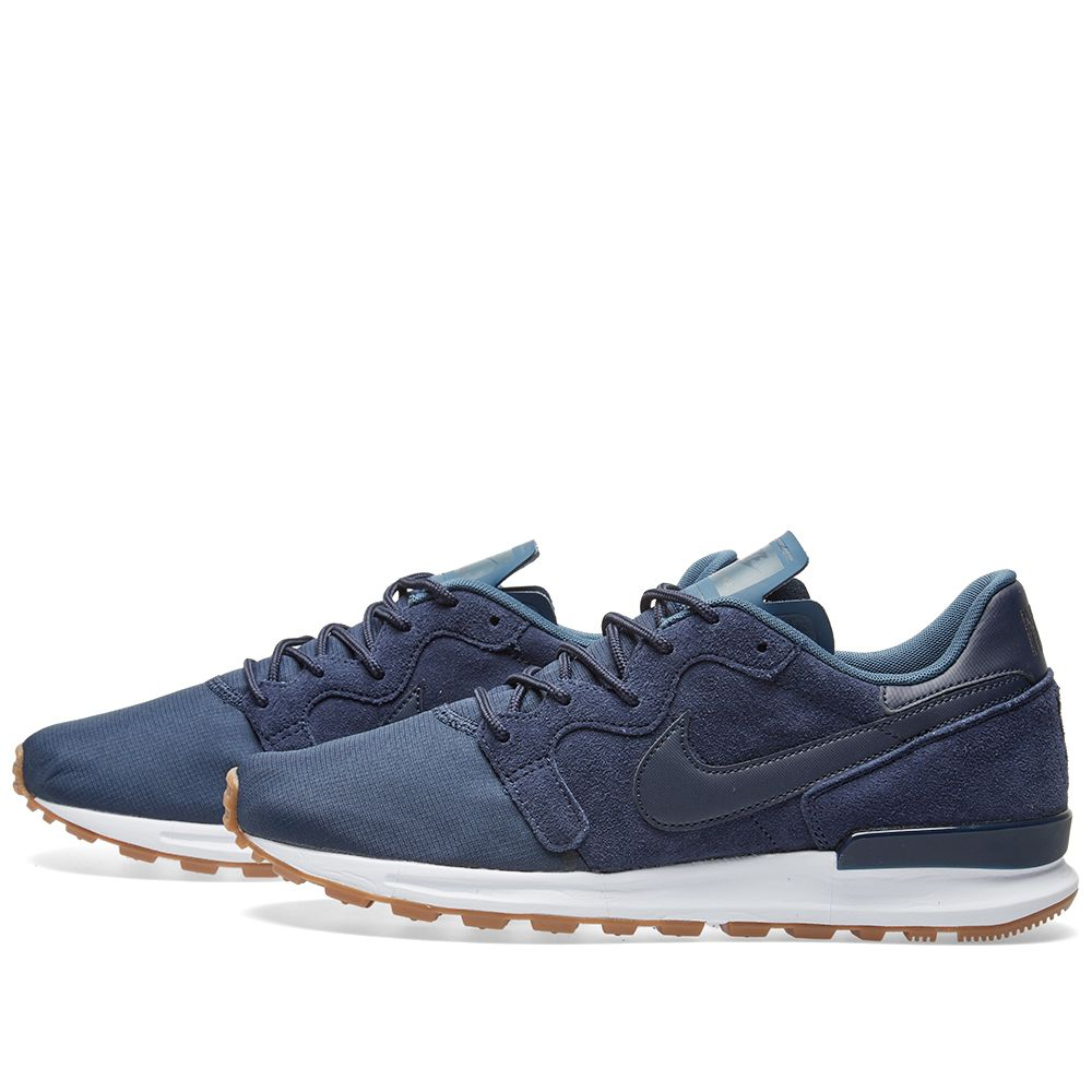 online retailer 7a6f6 be5d6 Nike Air Berwuda Premium Obsidian   Squadron Blue   END.
