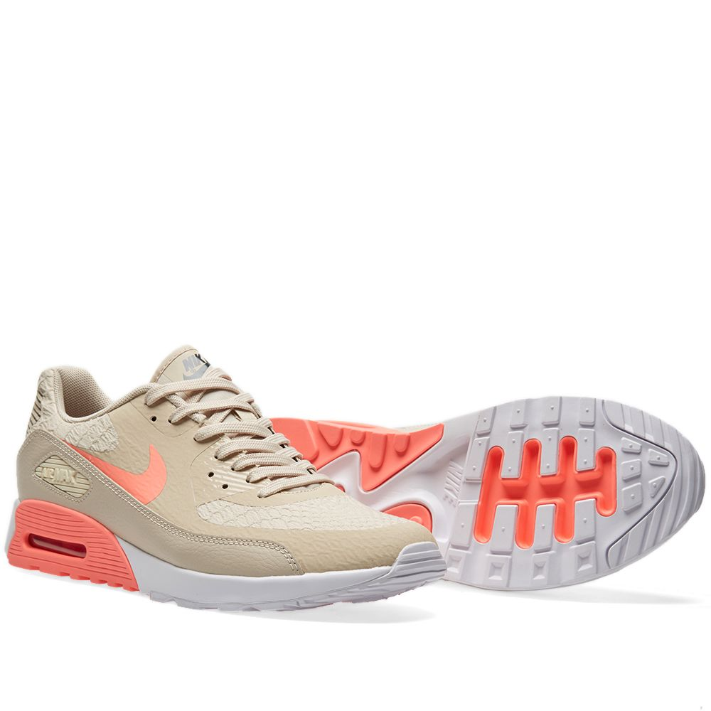 new product 97345 67440 Nike W Air Max 90 Ultra 2.0. Oatmeal   Lava Glow. CA 165 CA 59. image