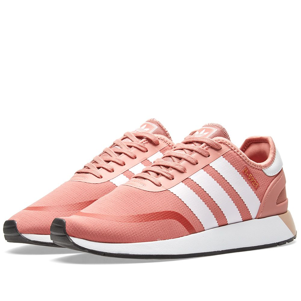 low priced fc392 0d892 Adidas N-5923 W Ash Pink  White  END.