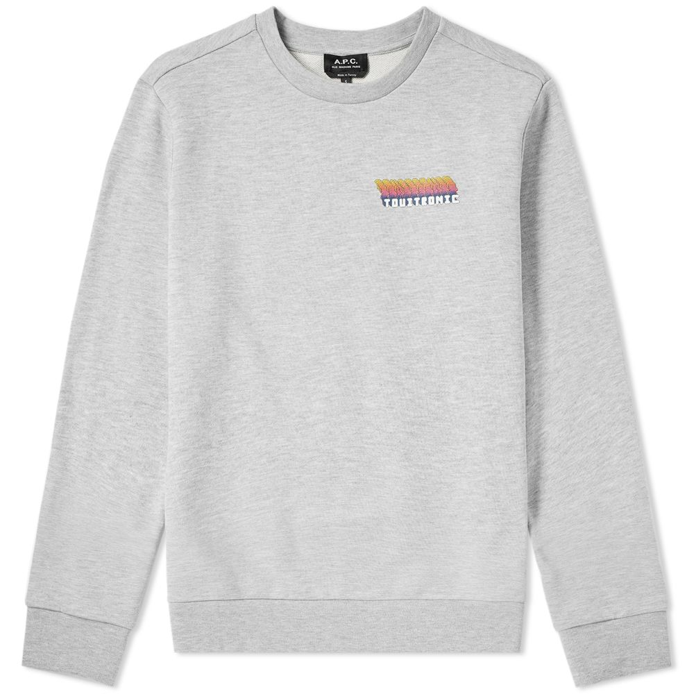 A.P.C. Electronic Crew Sweat by A.P.C.'s