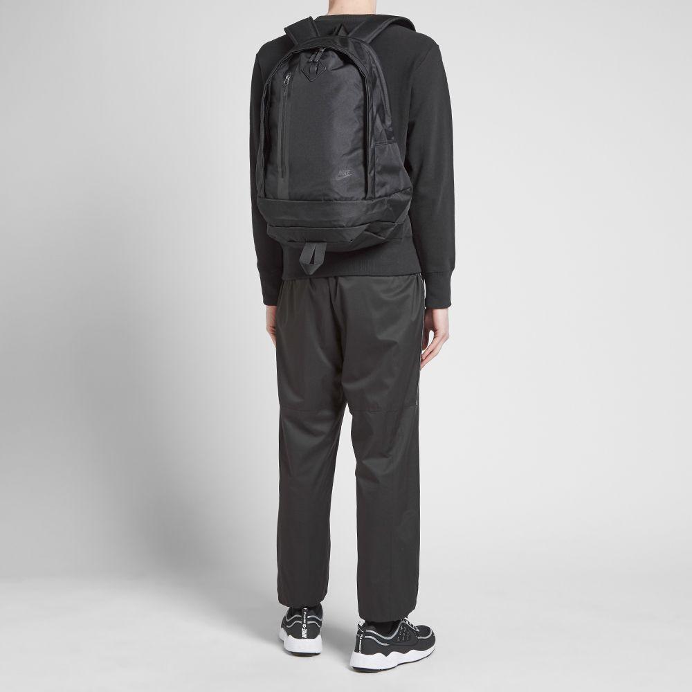 11c33c30399ae Nike Cheyenne 3.0 Solid Backpack Black | END.