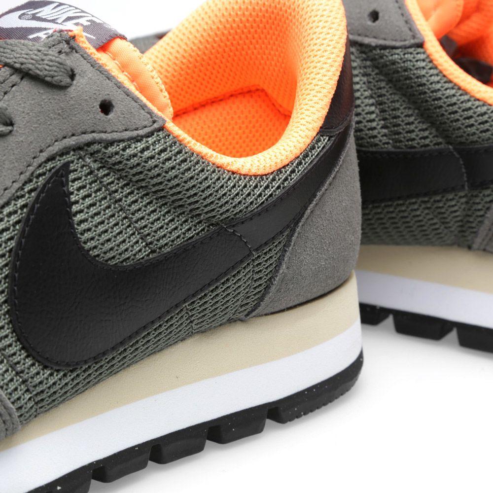 finest selection bcf3d 01d7c Nike Air Pegasus 83. Dark Pewter  Atomic Orange. £67. image